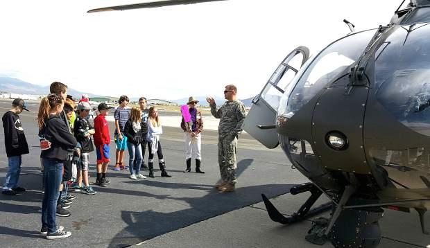 YAA 2015 Army Guard Helo